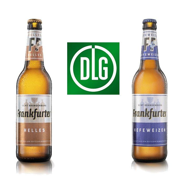 Das nächste Gold für Frankfurter