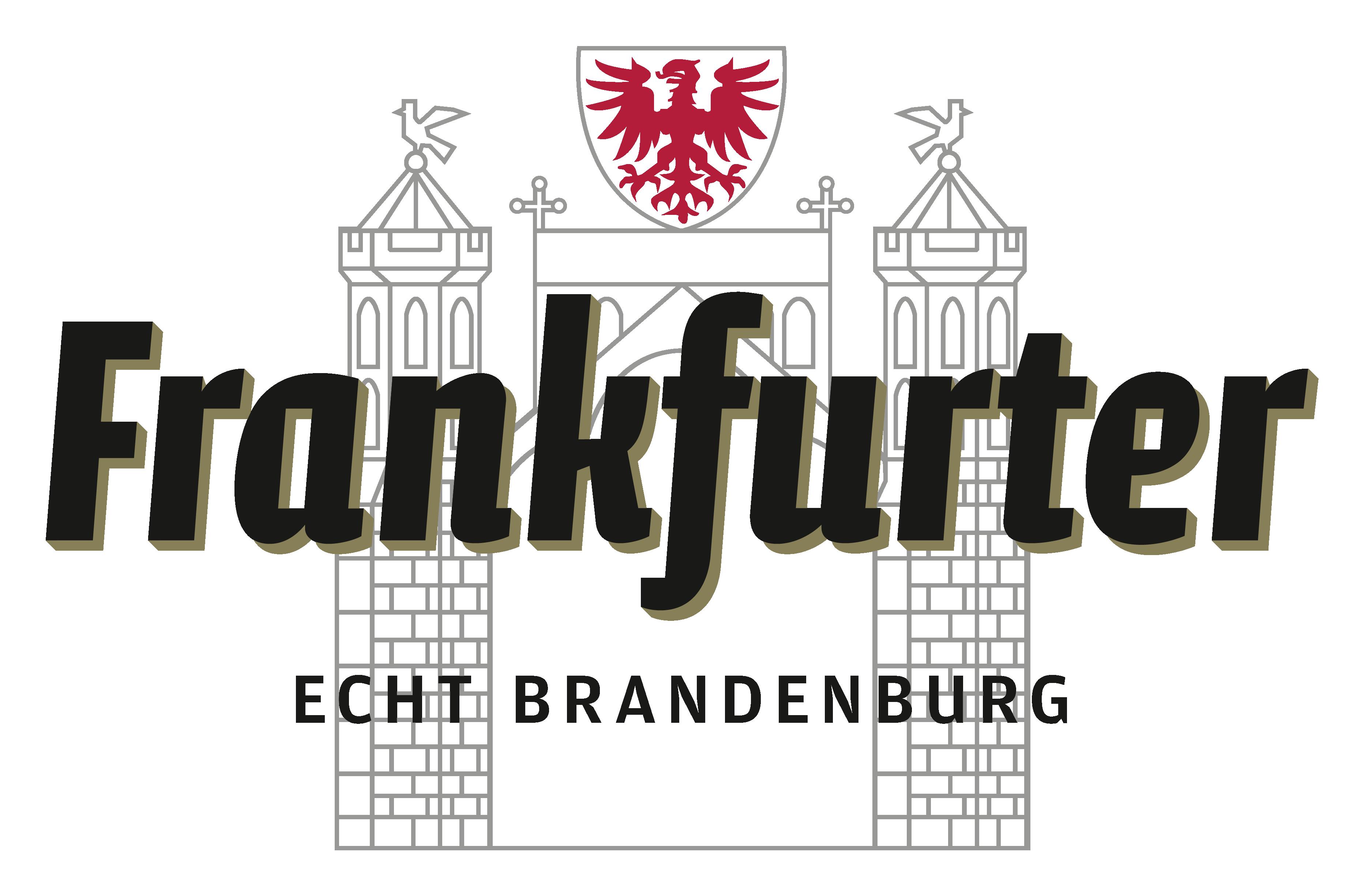 Logo Frankfurter - echt Brandenburger
